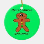 Christmas cookie christmas ornaments