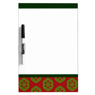 Christmas Cookie Dry Erase Board