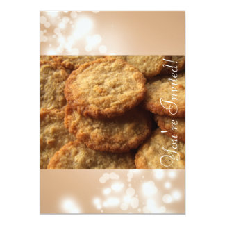 Christmas Cookie Exchange Party Card