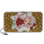 Christmas Cookie Fairy Portable Speakers