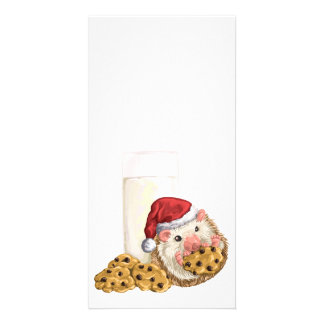 Christmas Cookie Hog Card