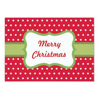 Christmas Cookie Invitations