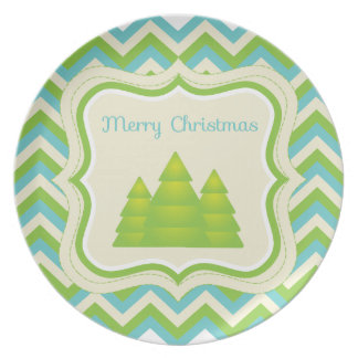 Christmas Cookie Plate