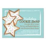 Christmas Cookie Swap Holiday Invitation