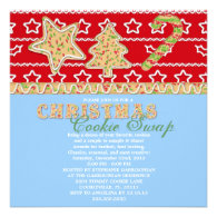 Christmas Cookie Swap Holiday Party Announcement