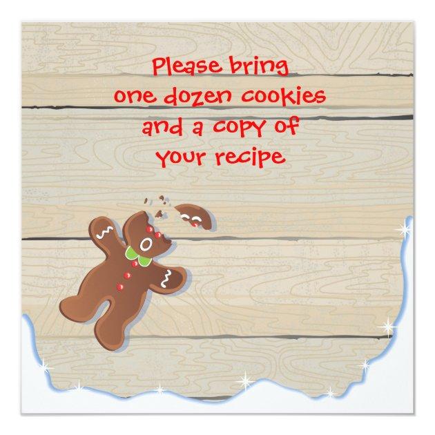 Cookie Swap Invitations is perfect invitations ideas