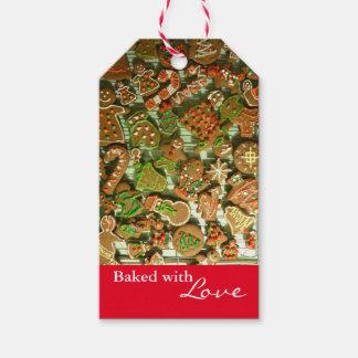 Christmas Cookies 3 Gift Tags