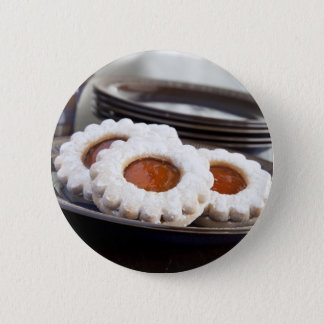 Christmas Cookies Button