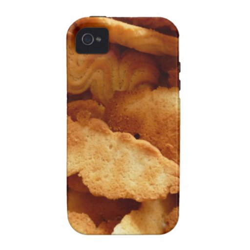 Christmas cookies iPhone 4/4S cover