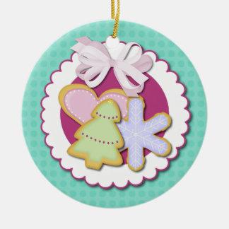 Christmas Cookies Christmas Tree Ornament