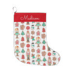 Christmas Cookies | Holiday | Stocking