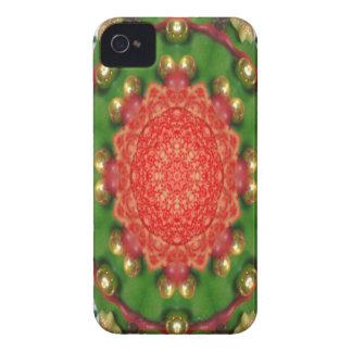 Christmas cookies iPhone 4 Case-Mate case