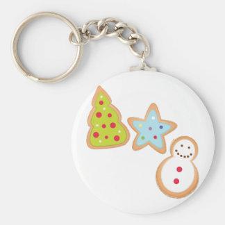 Christmas Cookies Keychain