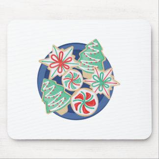 Christmas Cookies Mouse Pad