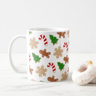 Christmas Cookies Novelty Holiday Festive Pattern Coffee Mug