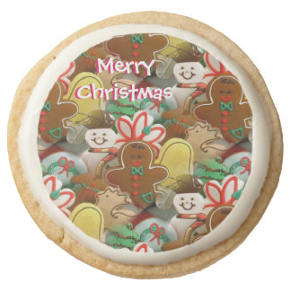 Christmas Cookies Pattern Holiday Cookies