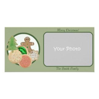 Christmas Cookies Photo Card