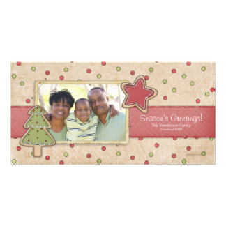 Christmas Cookies Photo Cards
