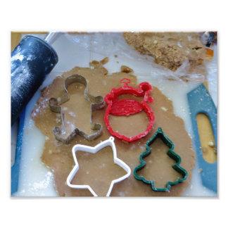 Christmas Cookies Photo Print