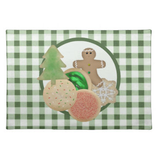 Christmas Cookies Placemat