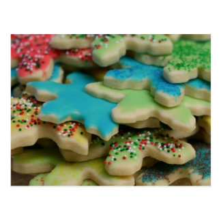 Christmas Cookies Post Cards