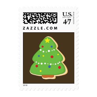 Christmas Cookies Postage