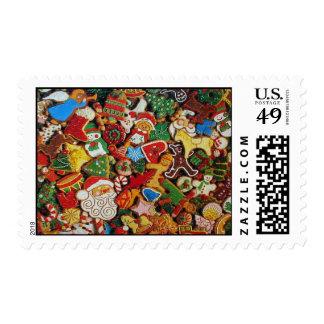 Christmas Cookies Stamps