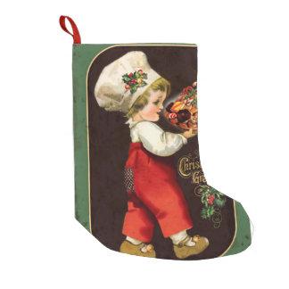 Christmas Cookies Small Christmas Stocking