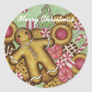 Christmas Cookies Sticker