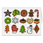 Christmas Cookies Sugar Cookie Holiday Xmas Card
