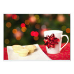 """Christmas Cooking and Goodies 5"""" X 7"""" Invitation Card"""