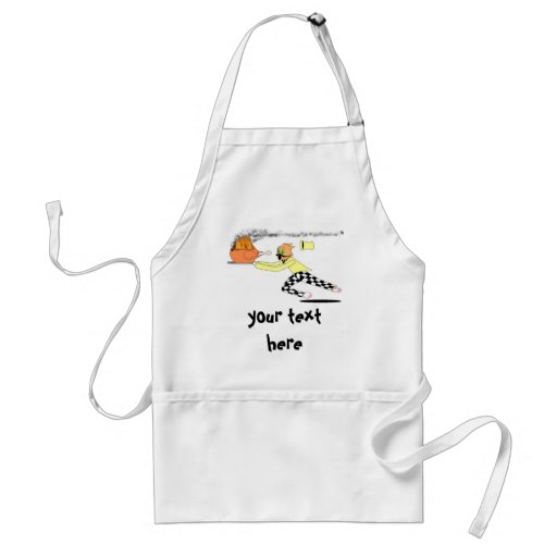 Christmas  Cooking Catastrophe Adult Apron