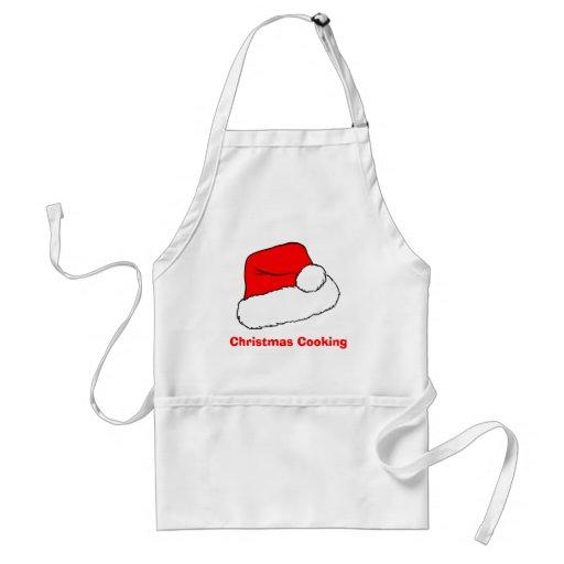 Christmas Cooking - Holiday Apron