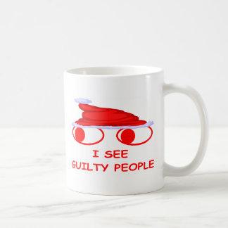 Christmas Cop Coffee Mug