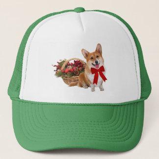 """""""Christmas Corgi"""" Hat"""