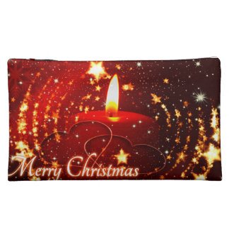Christmas Cosmetic Bag