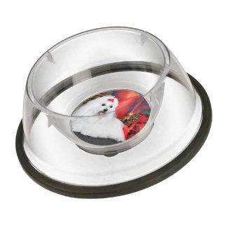 Christmas - Coton de Tulear - Sophie Pet Bowl