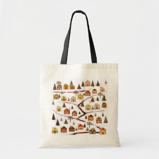 Christmas Countdown Tote Bag