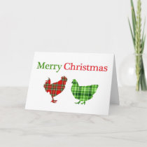 Christmas Country Card