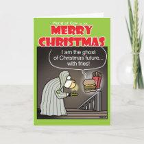 Christmas Cow-ral Holiday Card
