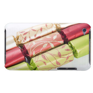 Christmas crackers barely there iPod covers