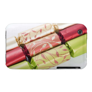 Christmas crackers iPhone 3 Case-Mate case
