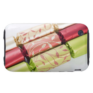 Christmas crackers iPhone 3 tough covers