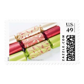 Christmas crackers postage
