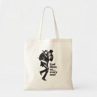 Christmas-Cratchit bag