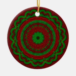 Christmas Crochet Ornaments