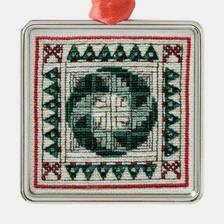 Christmas Cross Stitch Ornament