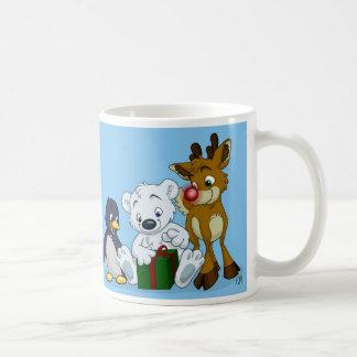 Christmas Cubs Coffee Mug