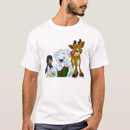 Christmas Cubs T-Shirt