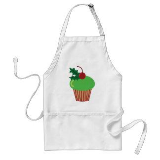Christmas Cupcake Aprons